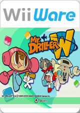 Cover for Mr. Driller W.