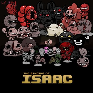 Cover for The Binding of Isaac.