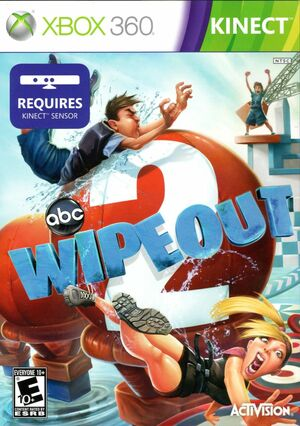 Cover for Wipeout 2.
