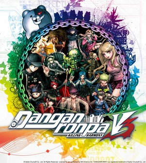 Cover for Danganronpa V3: Killing Harmony.
