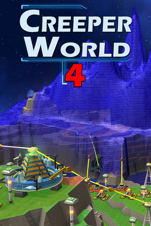 Cover for Creeper World 4.
