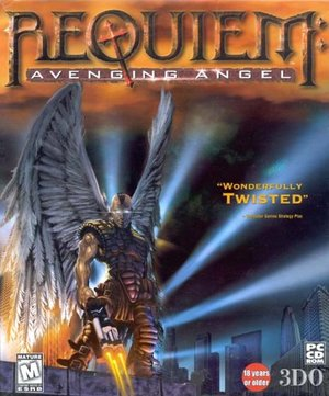 Cover for Requiem: Avenging Angel.