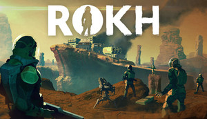 Cover for Rokh.