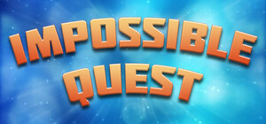 Cover for Impossible Quest.