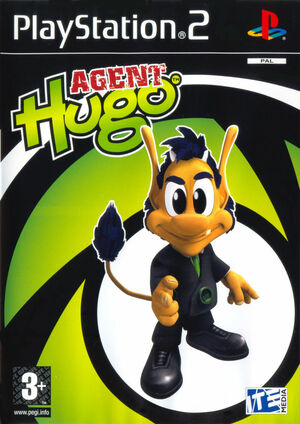 Cover for Agent Hugo.