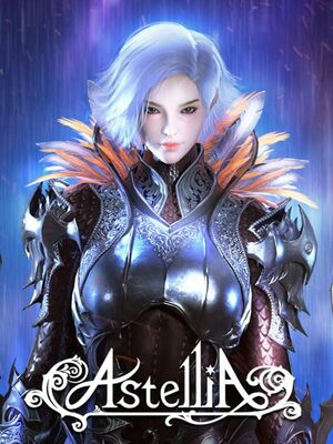 Cover for Astellia.
