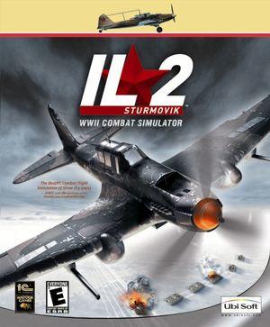 Cover for IL-2 Sturmovik.