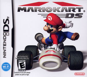 Cover for Mario Kart DS.