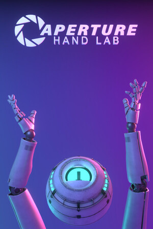 Cover for Aperture Hand Lab.