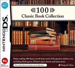 Cover for 100 Classic Book Collection.