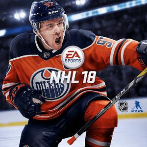 Cover for NHL 18.