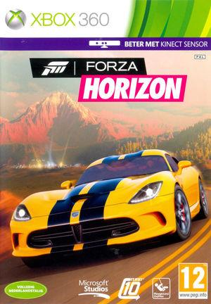 Cover for Forza Horizon.