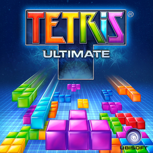 Cover for Tetris Ultimate.