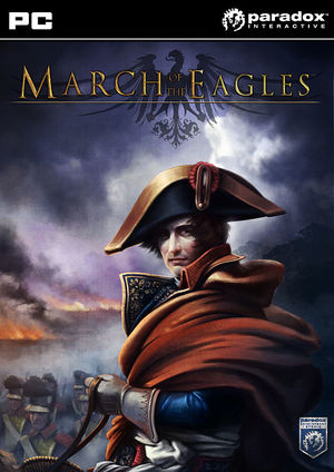 Cover for March of the Eagles.