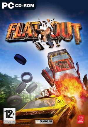 Cover for FlatOut.