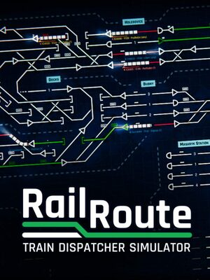 Cover for Rail Route.