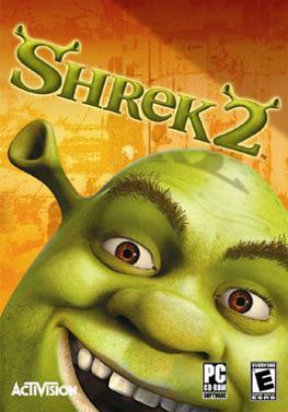 Cover for Shrek 2.