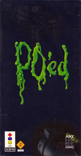 Cover for PO'ed.