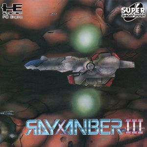 Cover for Rayxanber III.