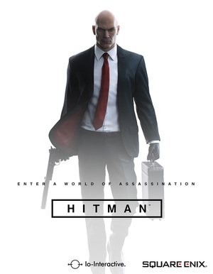 Cover for Hitman.