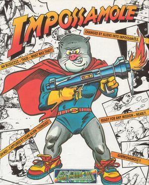 Cover for Impossamole.