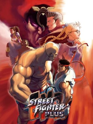 Cover for Street Fighter EX 2 Plus.
