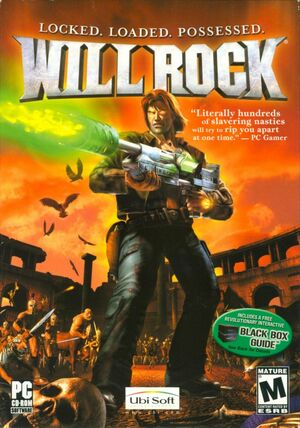 Cover for Will Rock.
