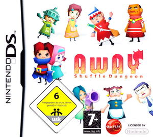 Cover for Away: Shuffle Dungeon.