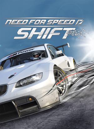 Cover for Need for Speed: Shift.