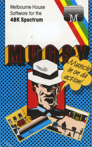 Cover for Mugsy.