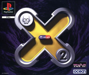 Cover for X2.