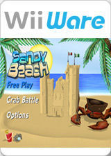 Cover for Sandy Beach.
