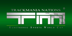 Cover for TrackMania Nations.
