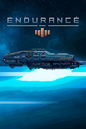 Cover for Endurance: Space Action.