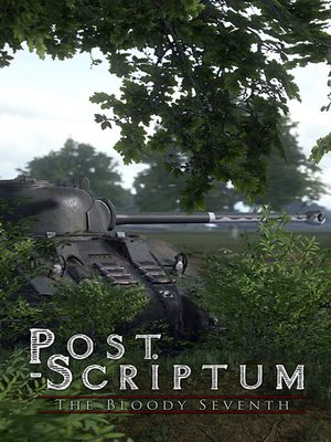 Cover for Post Scriptum: The Bloody Seventh.