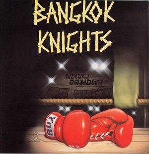 Cover for Bangkok Knights.