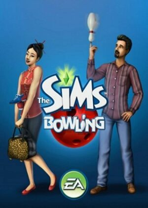 Cover for The Sims Bowling.
