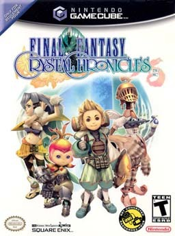 Cover for Final Fantasy Crystal Chronicles.