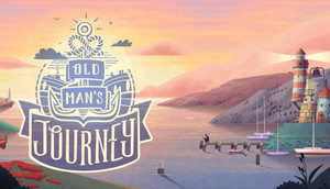 Cover for Old Man's Journey.