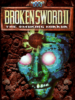 Cover for Broken Sword II: The Smoking Mirror.
