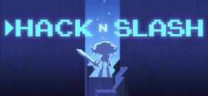 Cover for Hack 'N' Slash.
