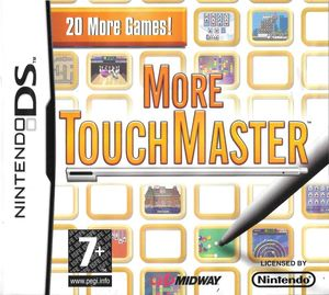 Cover for TouchMaster 2.