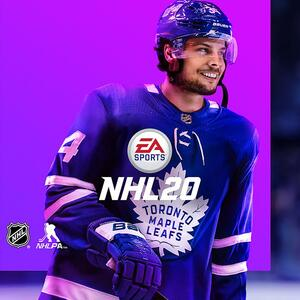Cover for NHL 20.