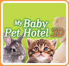 Cover for My Baby Pet Hotel 3D.