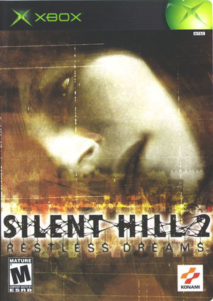 Cover for Silent Hill 2: Restless Dreams.