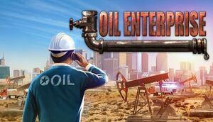Cover for Oil Enterprise.