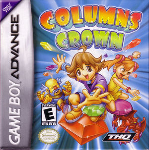 Cover for Columns Crown.