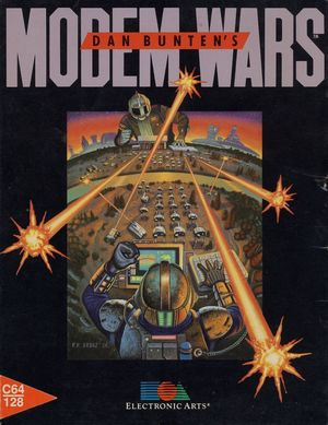 Cover for Modem Wars.
