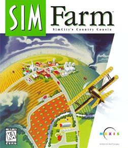 Cover for SimFarm.