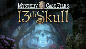 Cover for Mystery Case Files: 13th Skull.